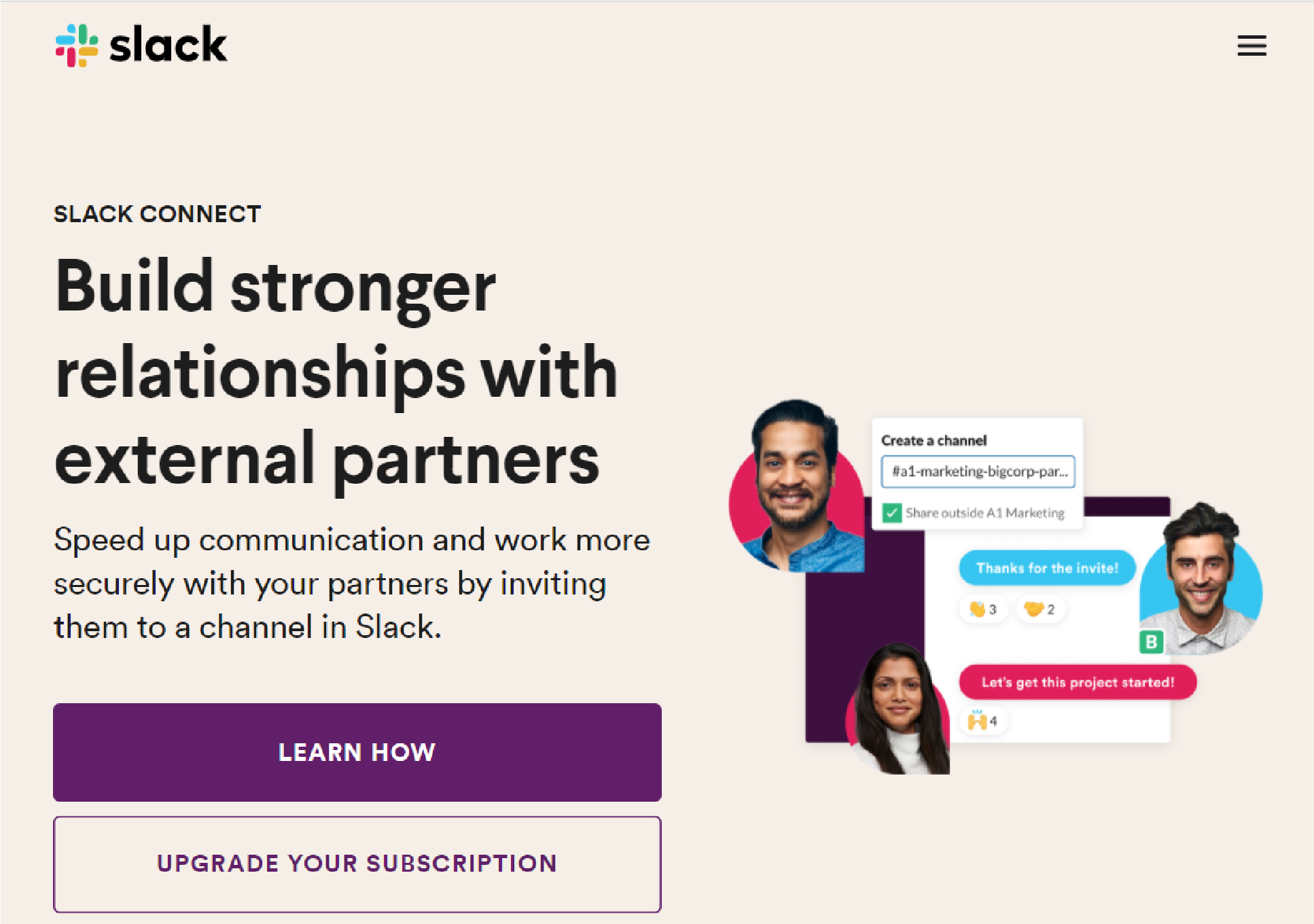 business tools slack
